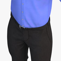shirt belt model