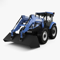 new holland td5 model