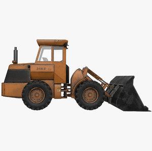 wheel loader model