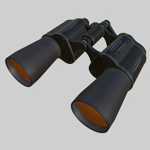 binocular model