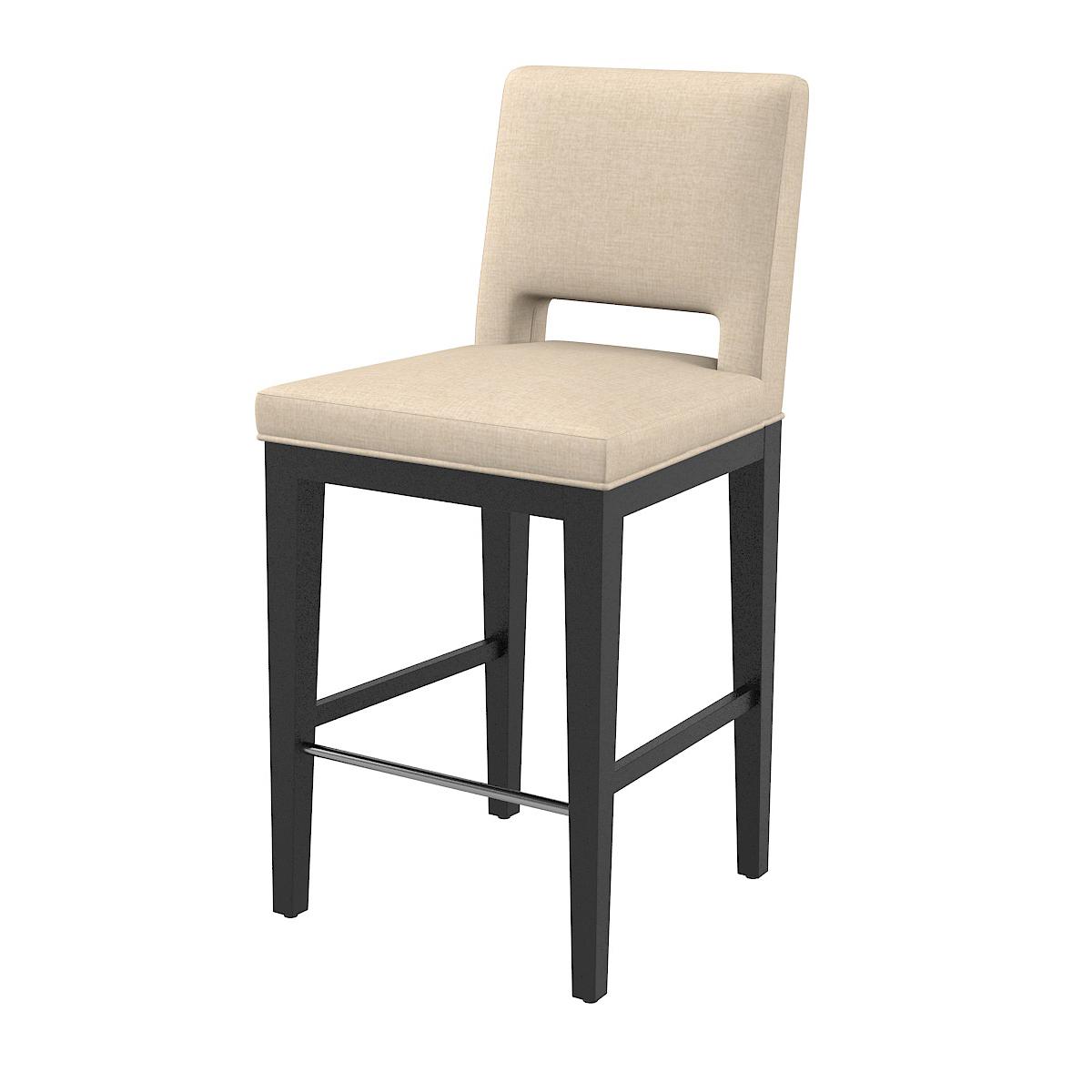 Enjoyable Dantonehome Douglas Barstool Machost Co Dining Chair Design Ideas Machostcouk
