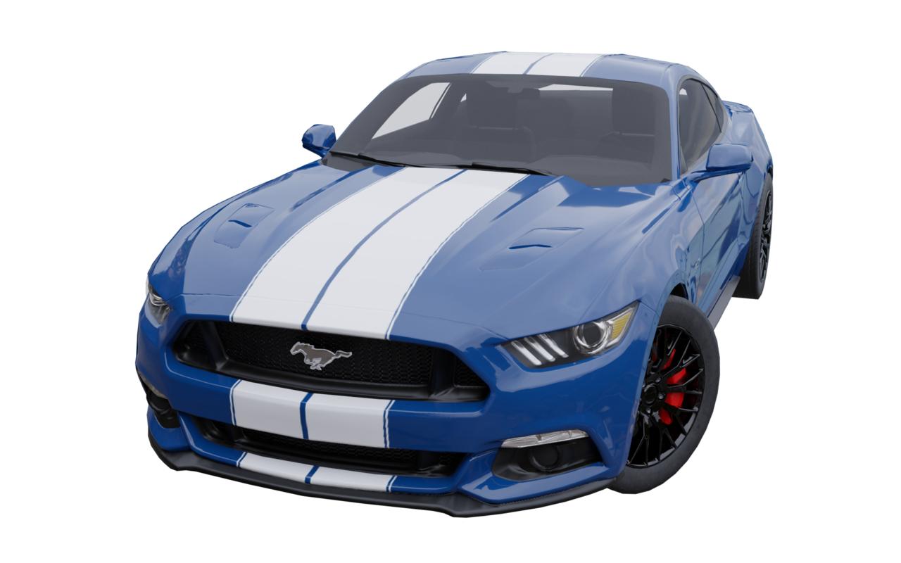 car coupe auto 3D model