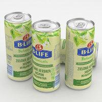 3D model beverage