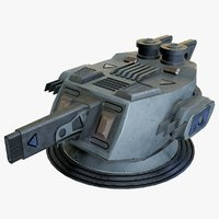 3D heavy plasma cannon 1