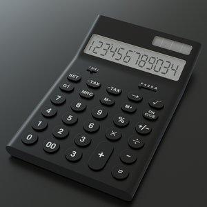 calculator 3D