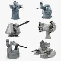 deck guns model