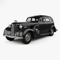 ZIS 101A 1939