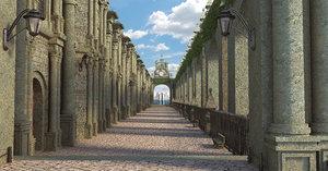 street fantasy 3D