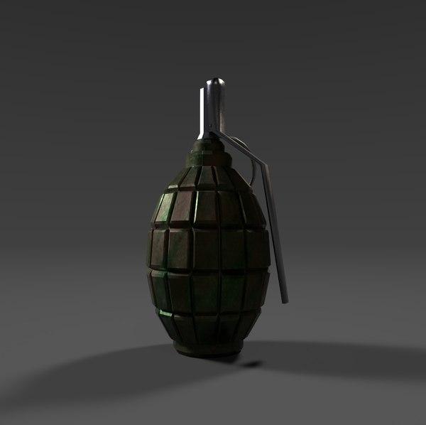 bomb 3D