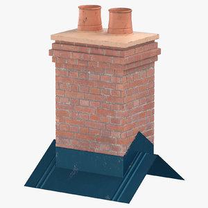 chimney 01 3D