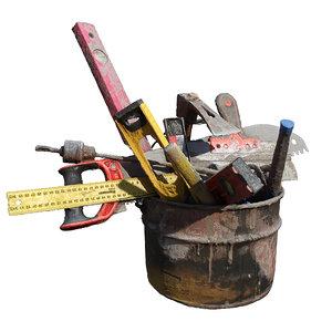 3D model construction tools