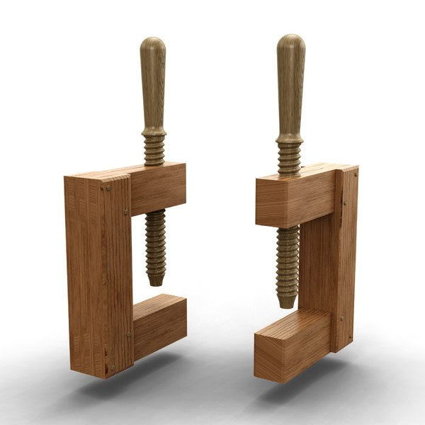 3D wooden joiners clamp