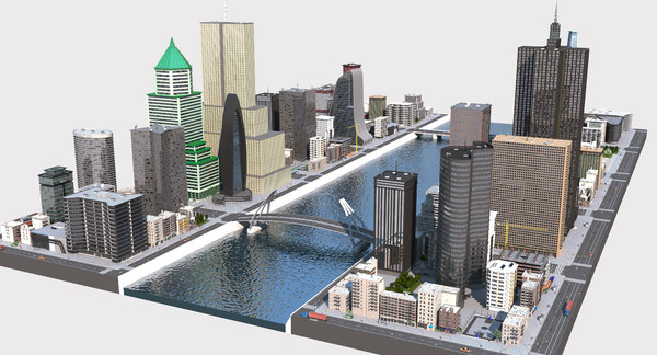 city a3 model