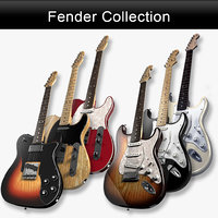Fender Guitars Collection