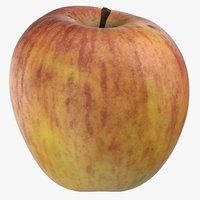 ambrosia apple 02 3D model