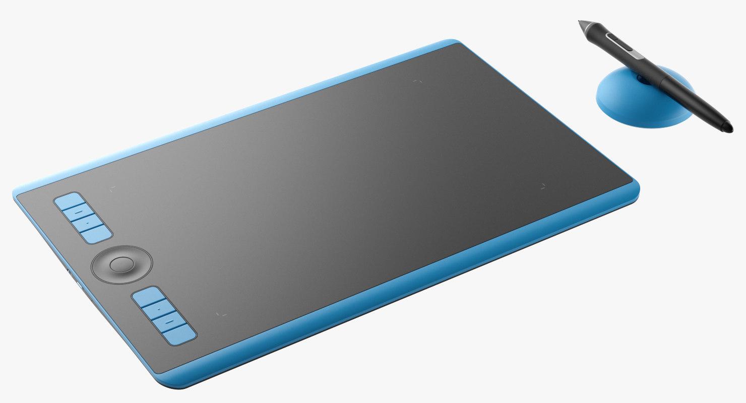 3D graphic tablet pen generic