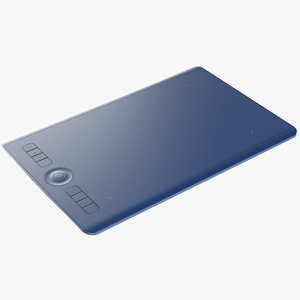3D tablet input device