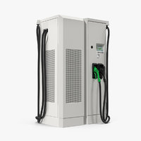 fast ev charger generic model