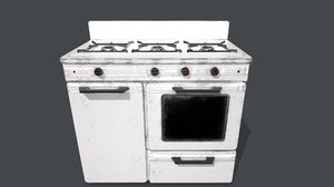 pbr old gas stove model