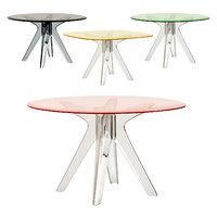 table designed renders model