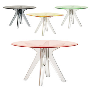 table designed renders model