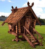 playhouse house model