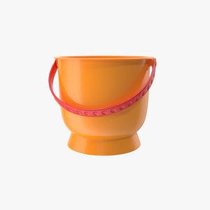bucket 3D