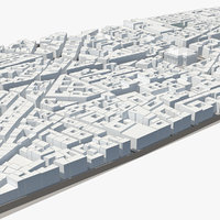 city district model