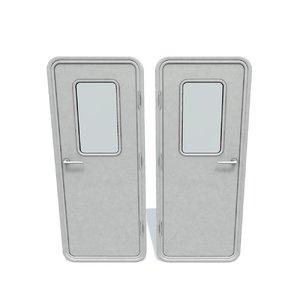 door ship g 1 3D