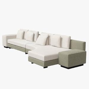 sofa interior design model