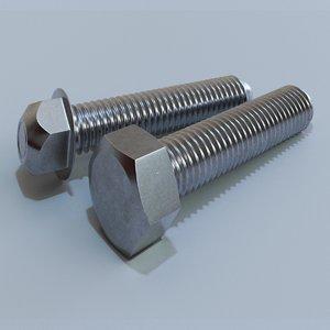 screw 3D
