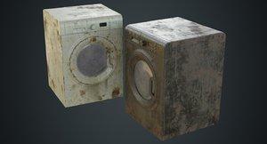 3D washing machine 1b