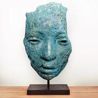 3D model lionel smit sculptures decor