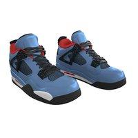 Air Jordan 4 Travis Scott