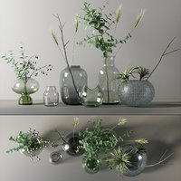 decorative branch set 02