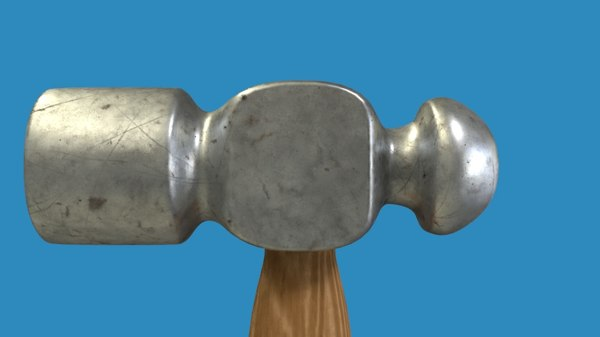 hammer ball 3D