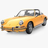 Porsche 911 Targa 1968 type B