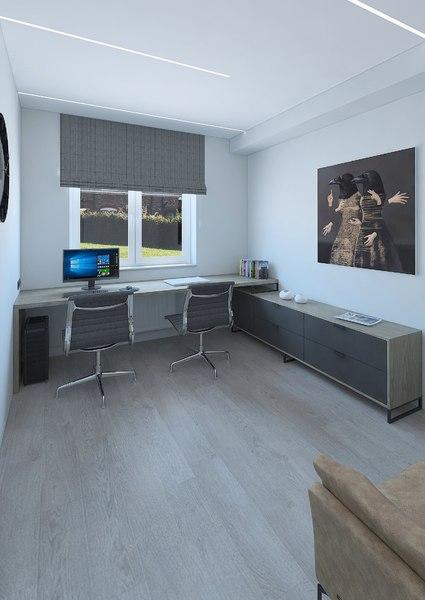 3D work room