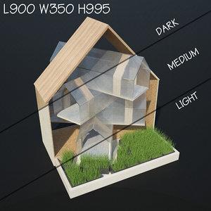 house cat model