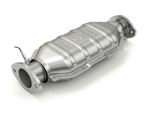 3D model catalytic converter