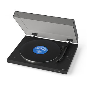 sony turntable ps-lx310bt model