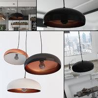modern ceiling lamps 3D model