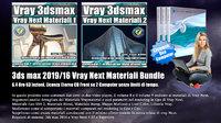 008 Vray Next 3ds max Materiali Volume 8 e 9