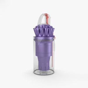 3D model dyson dc41 container