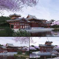 Byodo-In Japanese Temple