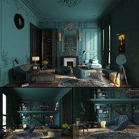 Paris Luxury House