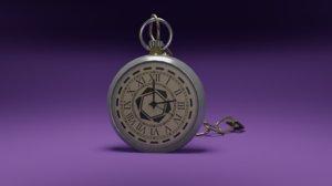 pocket watch model