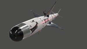 sidewinder missile model
