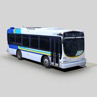 optima lfb 29 transit 3D model