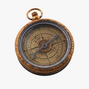 compass pbr 3D